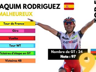 Top 5 sans GT : Joaquim Rodriguez, le malheureux