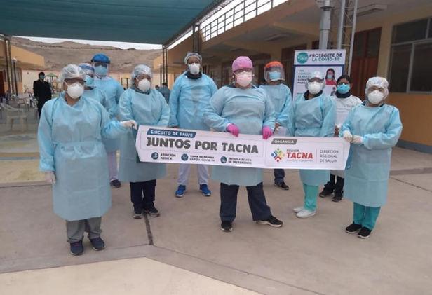 En Tacna 22,516 pacientes lograron derrotar al coronavirus