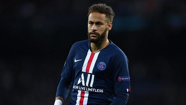 Neymar listo para brillar nuevamente en la Liga de Campeones
