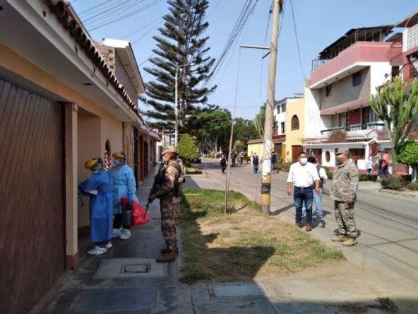 Trujillo reactiva la Operación Tayta para prevenir eventual segunda ola del coronavirus