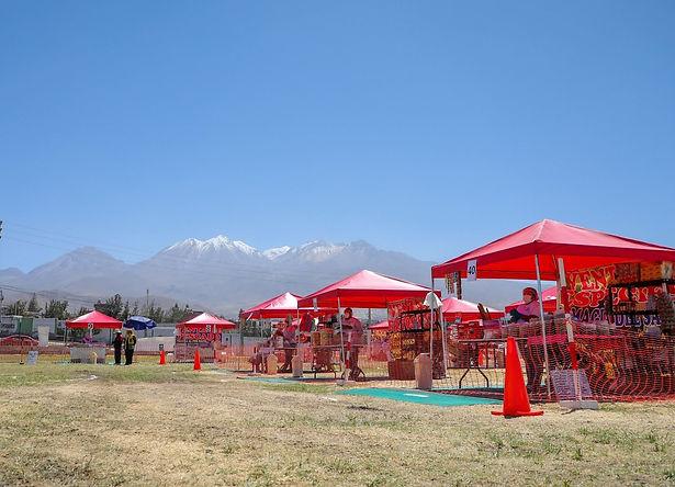Arequipa retorna sus actividades económicas