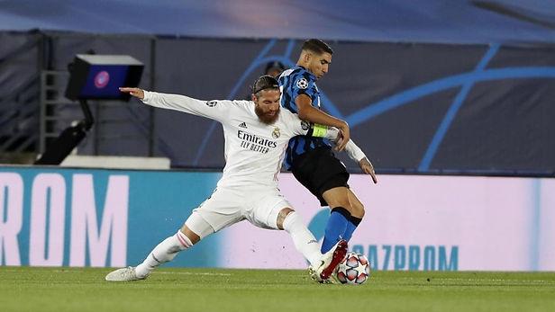 Real Madrid gana 3-2 al Inter de Milán en la Liga de Campeones