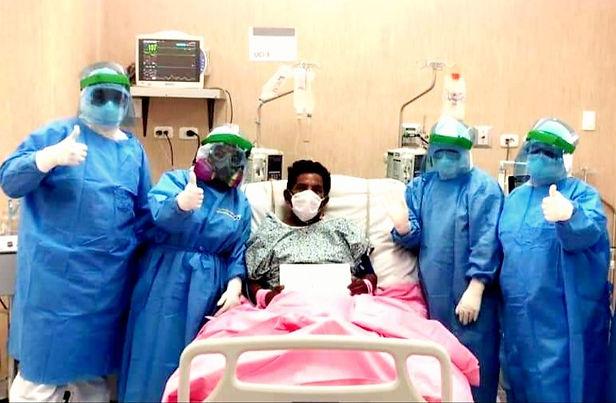 Más de 925 mil pacientes superaron el covid-19 en Perú