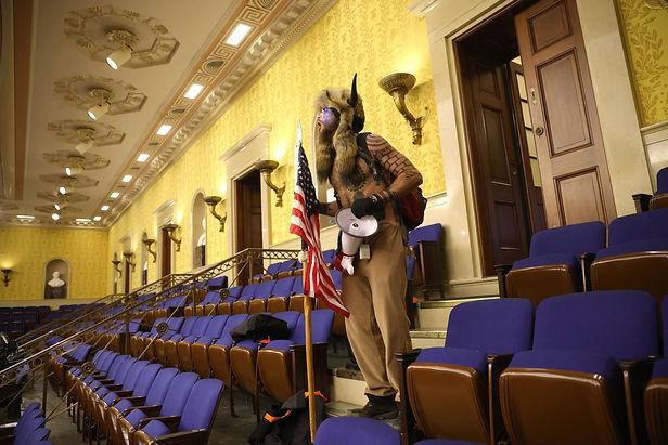 Hoy Congreso EE. UU. retomará sesión sobre las elecciones tras asalto al Capitolio