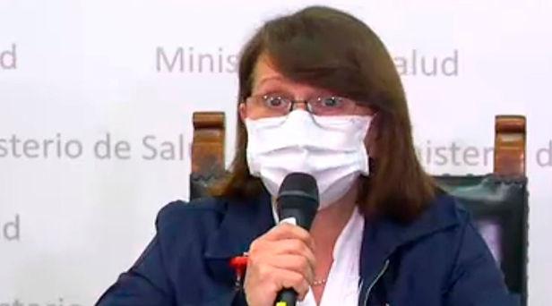 Ministra Mazzetti afirma que negociaciones para adquisición de vacunas están adelantadas con 8 laboratorios