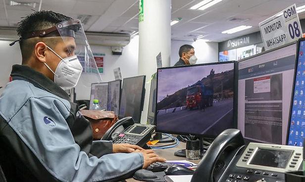 """Mediante plan """"Viaje Seguro 2020"""", Sutran y la PNP fiscalizarán el reinicio del transporte interprovincial."""