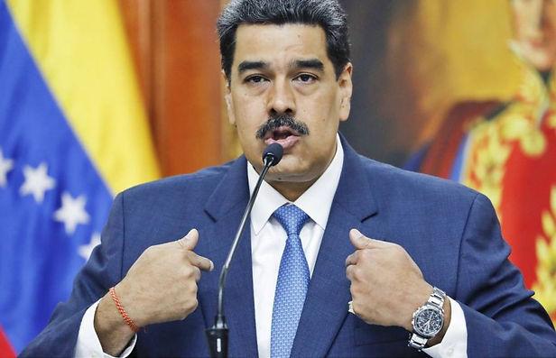 """Nicolás Maduro afirma que el Presidente de EE. UU """"aprobó un plan para matarlo"""""""