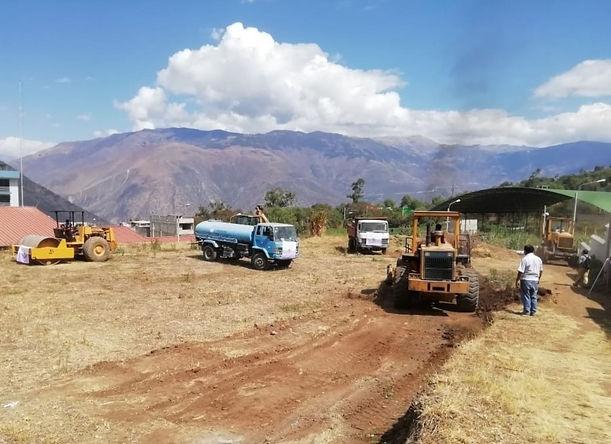 EsSalud construye segunda villa Apurimac II para pacientes Covid-19