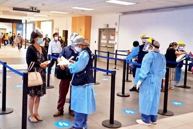 A partir de hoy cuarentena obligatoria de viajeros que ingresen al Perú