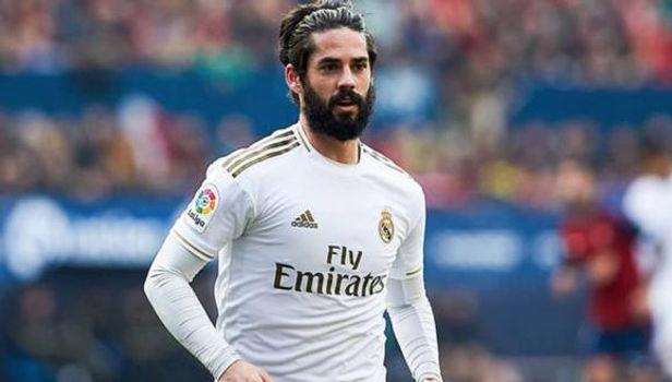 Real Madrid no realizará fichajes si Isco continúa en el plantel