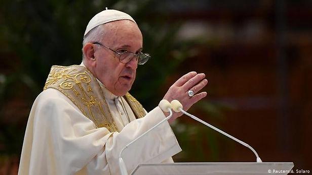 El papa Francisco hace un llamado de ayuda internacional para el Líbano