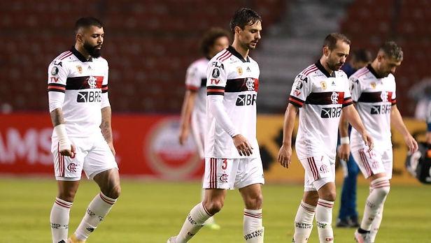 En Ecuador Seis futbolistas de Flamengo se contagiaron de coronavirus