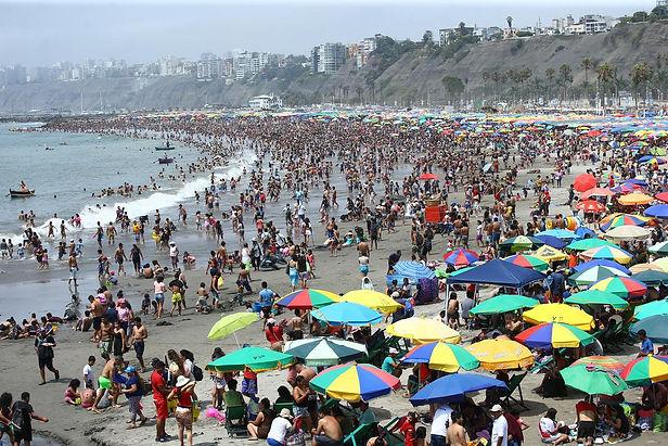 La Libertad: restringen acceso a playas desde el 24 de diciembre hasta el 3 de enero del 2021