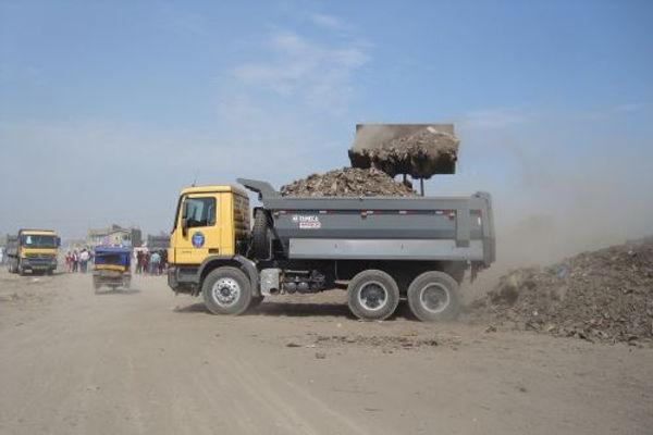 Chiclayo inicia construcción de planta para tratamiento de residuos sólidos