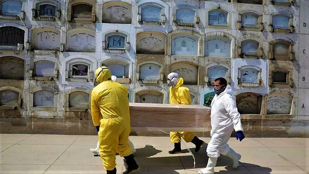 Con 218 mil muertes por Covid-19 Latinoamérica supera a Europa en fallecidos