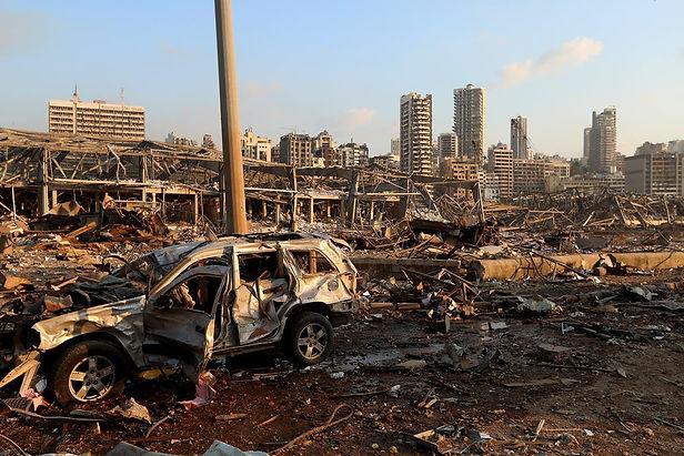 15 días de estado de emergencia decretan en Beirut