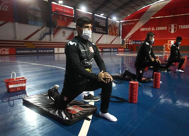 Gareca comienza a preparar jugadores para las eliminatorias sudamericanas