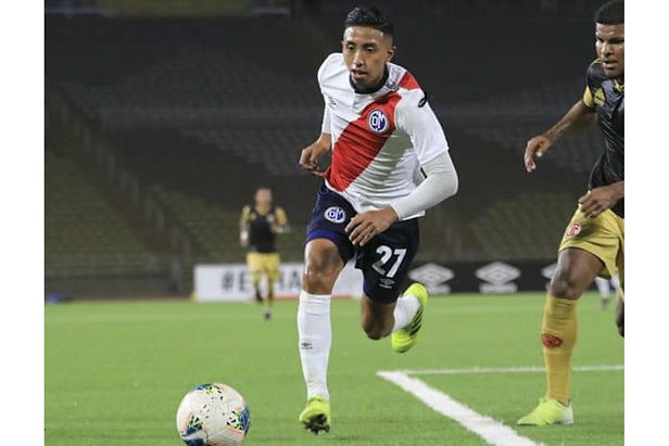 Rodrigo Vilca debutó en el Newcastle