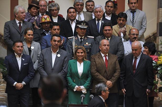 17 Ministros en Bolivia han resultado positivos al Covid-19