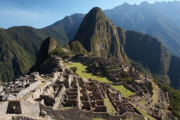 Machu Picchu listo para la reactivación de la economía turista