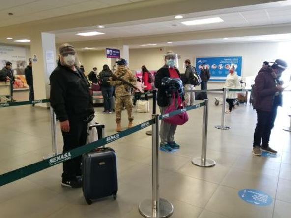 Hoy abren sus puertas los Aeropuertos de Juliaca, Puerto Maldonado y Tacna