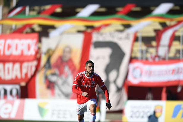 Paolo Guerrero pone en semifinal al Inter en el campeonato Gaucho