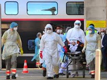 Francia acumula 14.393 fallecidos por coronavirus