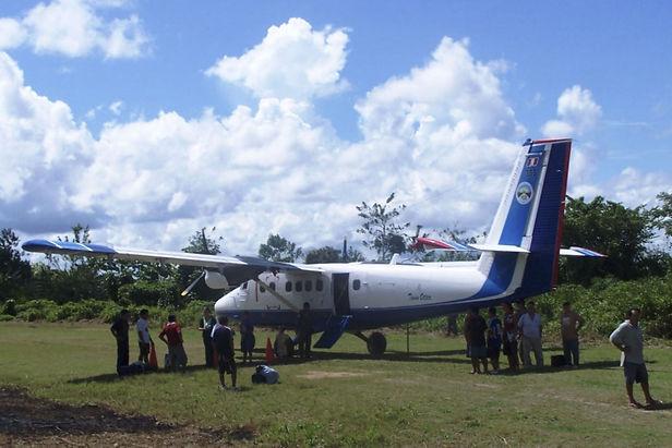 Casi 2 mil personas viajaron a sus comunidades gracias a los vuelos subsidiados del MTC
