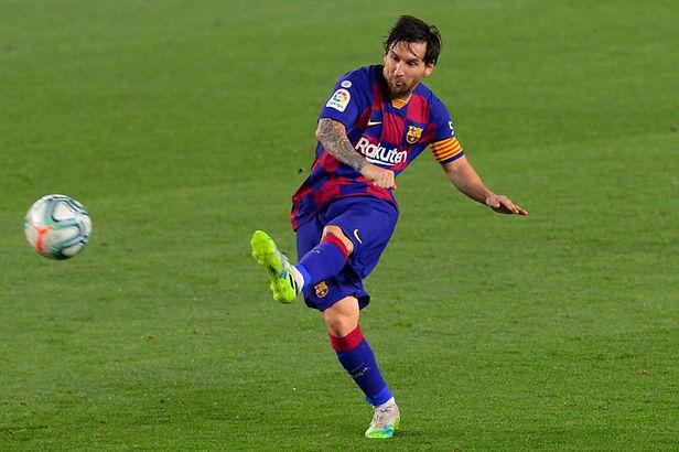 Messi prende las alarmas en el Barsa