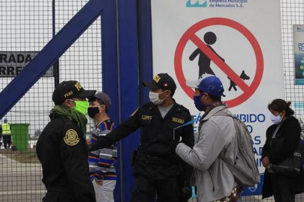 Por incumplir la emergencia sanitaria casi 7 mil personas fueron intervenidas en Lambayeque