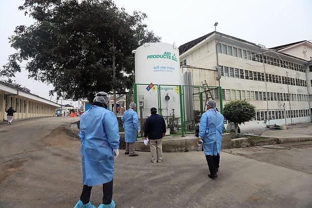 Omisión en hospital de Trujillo puso en peligro la vida de pacientes covid-19