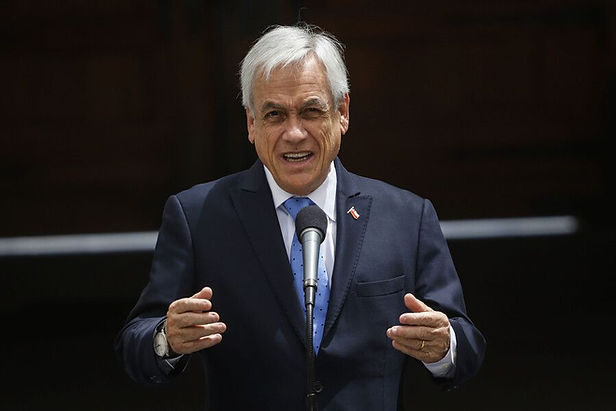 Sebastián Piñera anuncia que comenzará la vacunación la semana próxima