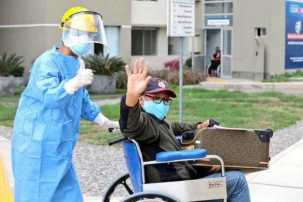 Más de 958 mil personas lograron vencer la enfermedad en el Perú