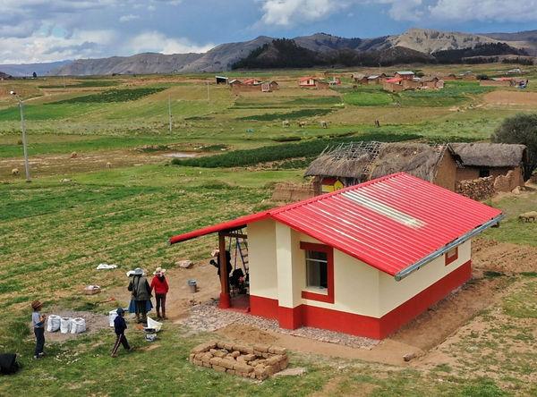 Mil 239 viviendas bioclimáticas Sumaq Wasi serán construidas en Puno
