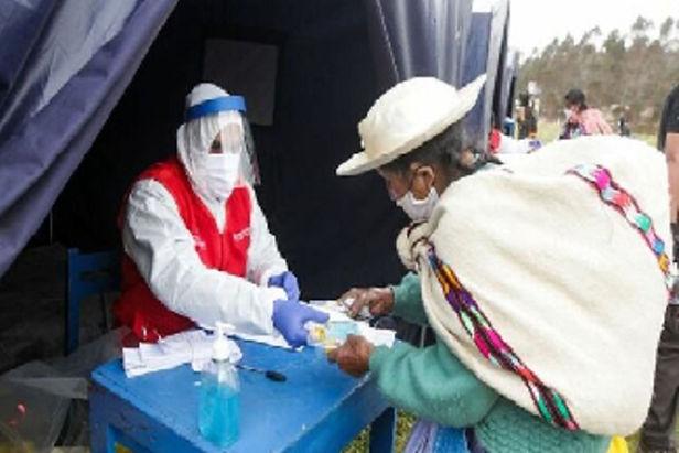 Cerca de un millón de hogares indígenas recibieron Bonos por covid-19