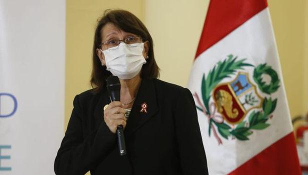 Ministra de Salud hace un llamado de unidad al país para combatir el Covid-19