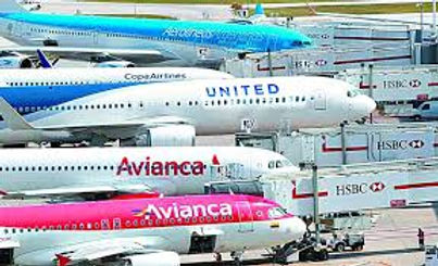 Mayoría de Aerolíneas latinoamericanas desaparecerán si siguen detenidas por la pandemia