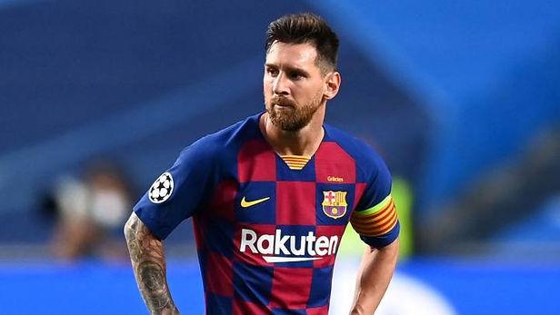 Messi no asiste al primer enteramiento del Barsa