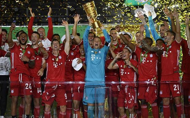 Bayern Múnich gana la Supercopa de Alemania