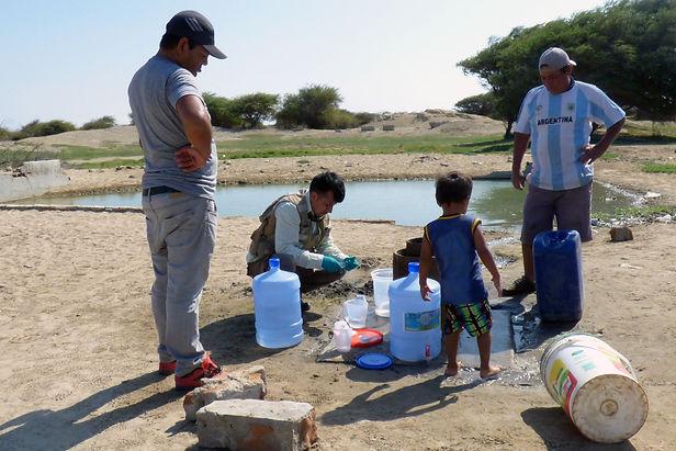 Emiten Estado de emergencia en Lambayeque por contaminación de agua
