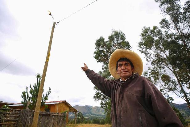 Gobierno aprueba nuevo reglamento de la Ley General de Electrificación Rural
