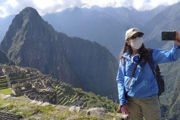 Machu Picchu se prepara para reactivar su economía y el turismo