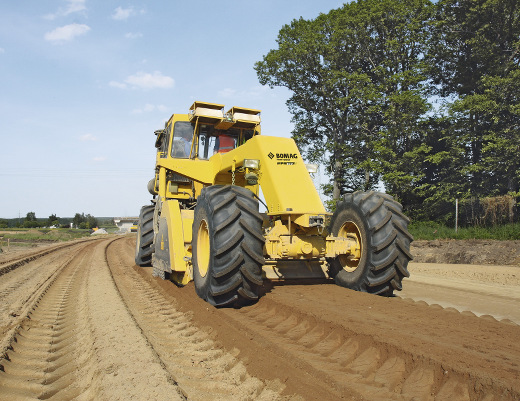 Bomag Soil Stabilizers