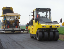 Bomag Pneumatic Tyred Rollers