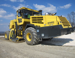 Bomag Cold Recyclers