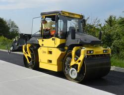 Bomag Pivot Steered Tandem Roller BW174AP-4 AM