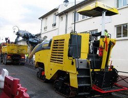 Bomag Cold Planers