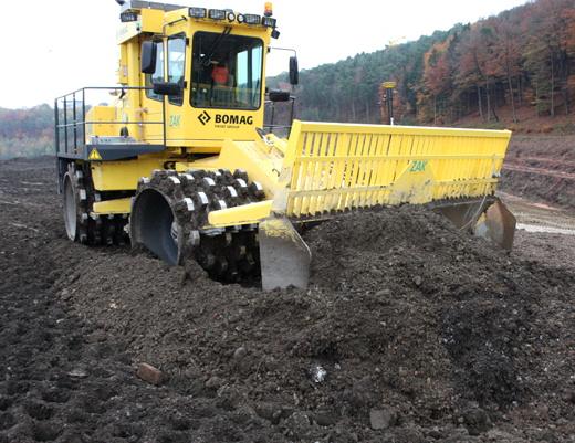 Bomag Soil Compactors