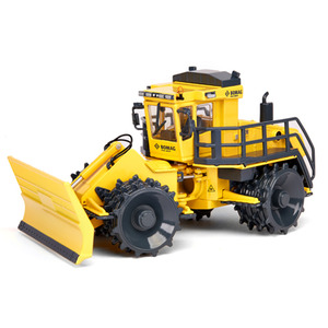 Bomag BC 1172 RB Model Refuse Compactor