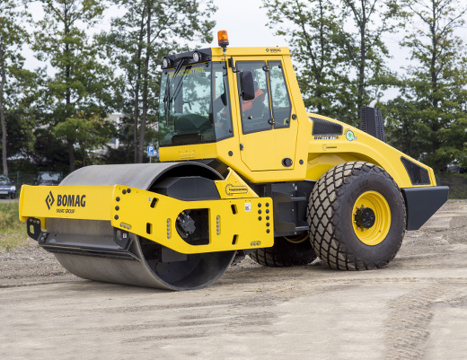 Bomag Single Drum Roller BW213DH-4i